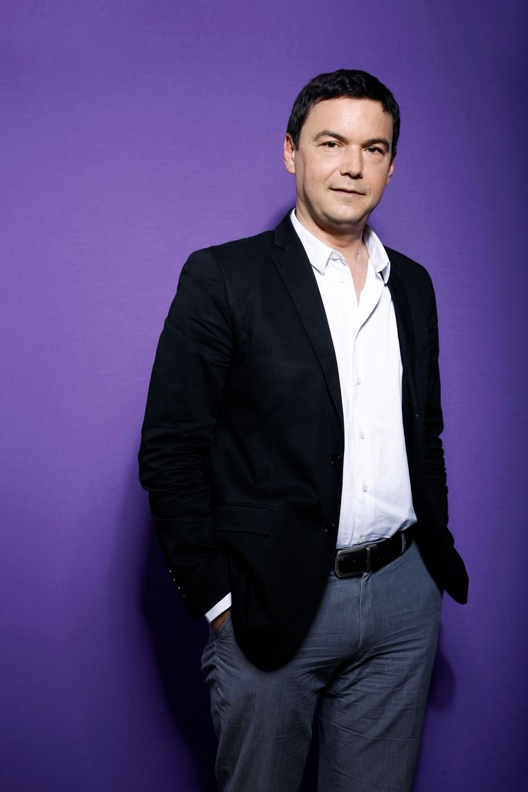 Piketty buigt zich ook over het klimaatvraagstuk: 'Willen we de planeet redden, dan moeten we meer internationaal en egalitair denken.' Beeld ISOPIX