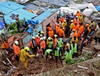 Minstens 26 doden door felle moessonregens in Mumbai
