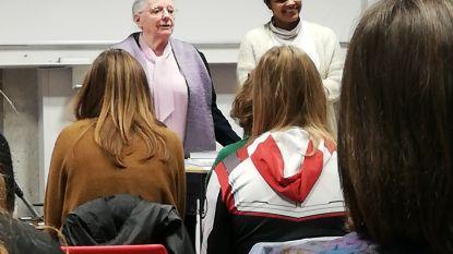 Hulpverleenster zuster Jeanne Devos gastspreker in het Sint-Jozefinstituut