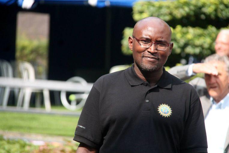 Théodomir Nsengimana. Beeld RV