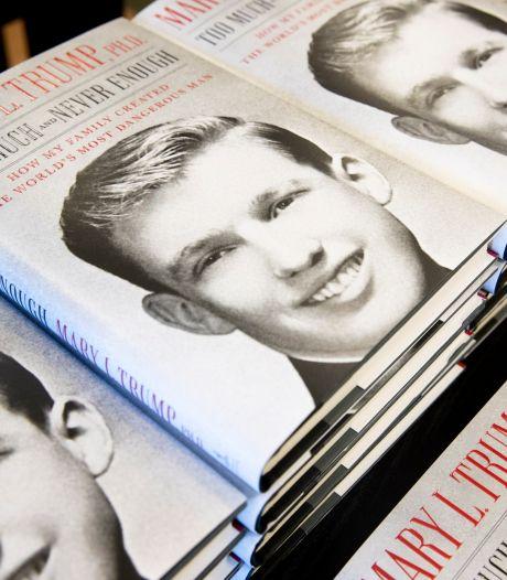 Mary Trump tekent tweede boekdeal na bestseller over oom Donald