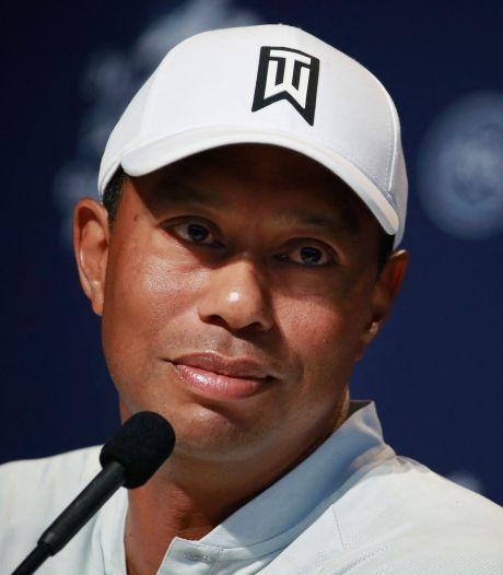 Tiger Woods: 'Vol goede moed begonnen aan herstel'