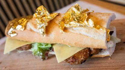 Iemand hongertje? Gouden sandwich nu te koop voor 85 euro
