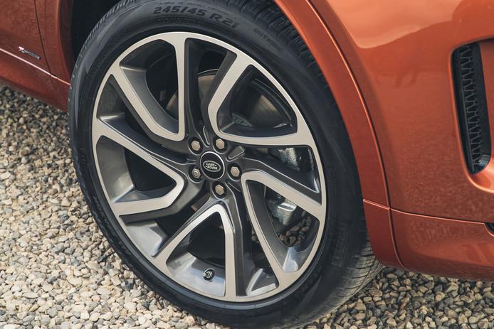 Voortaan zijn grotere 21-inch wielen leverbaar