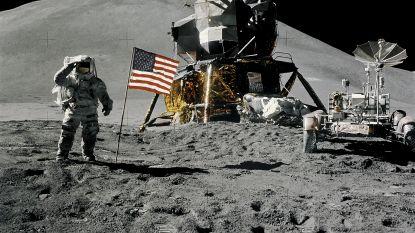 Verovering van de maan: deze landen nemen deel aan de race