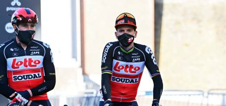 """Philippe Gilbert renonce au Tour des Flandres et prend une pause: """"Ça ne va pas du tout"""""""