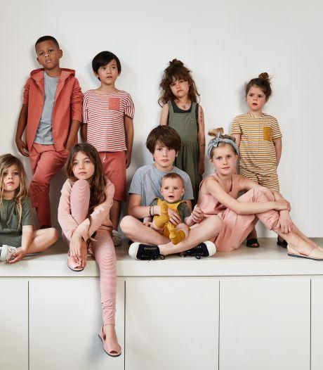 Baby's groeien als kool uit hun kleding, daarom: rompers te huur