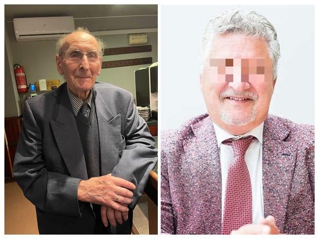 Jean Mertens (88) links, de gewezen zakenadvocaat Marc G. rechts