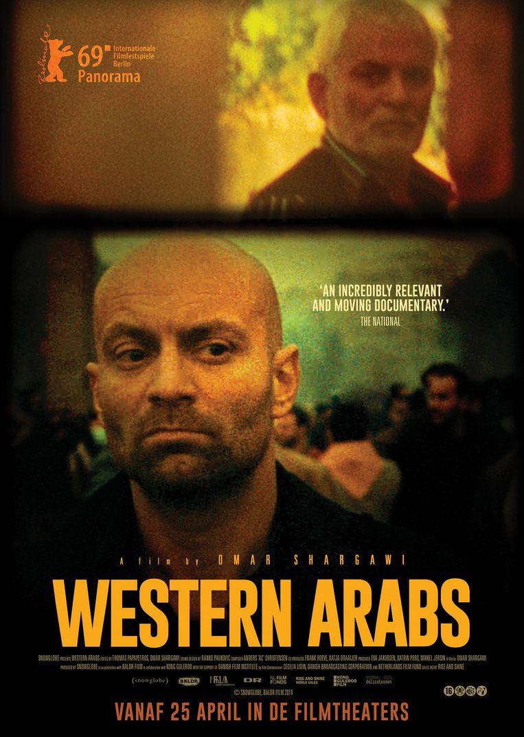 Filmposter Western Arabs Beeld Simon Lenskens