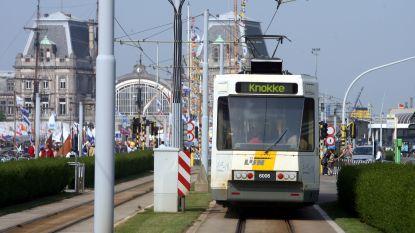 Kusttram rijdt weer zo goed als normaal tussen Knokke en Wenduine
