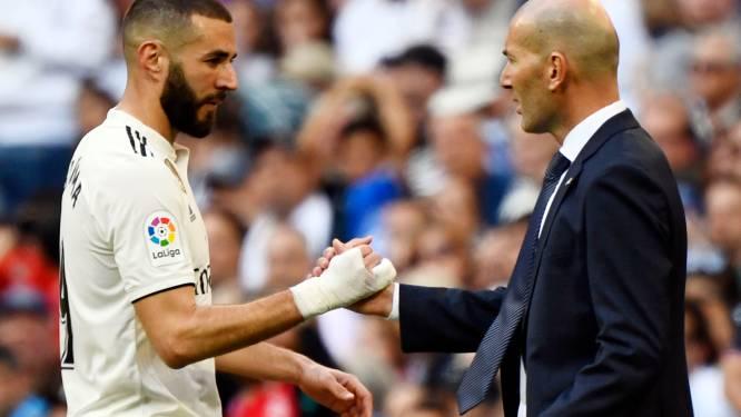 """Benzema sur le retour de la Liga: """"Le message de Zizou, c'est de prendre du plaisir, profiter du football"""""""