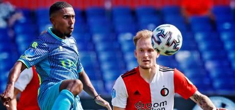 Derby Feyenoord - Sparta op losse schroeven: 'Ik hou mijn hart vast'