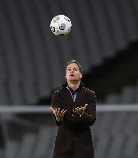 Bondscoach Frank de Boer te zien in teaser Netflix-film Ferry