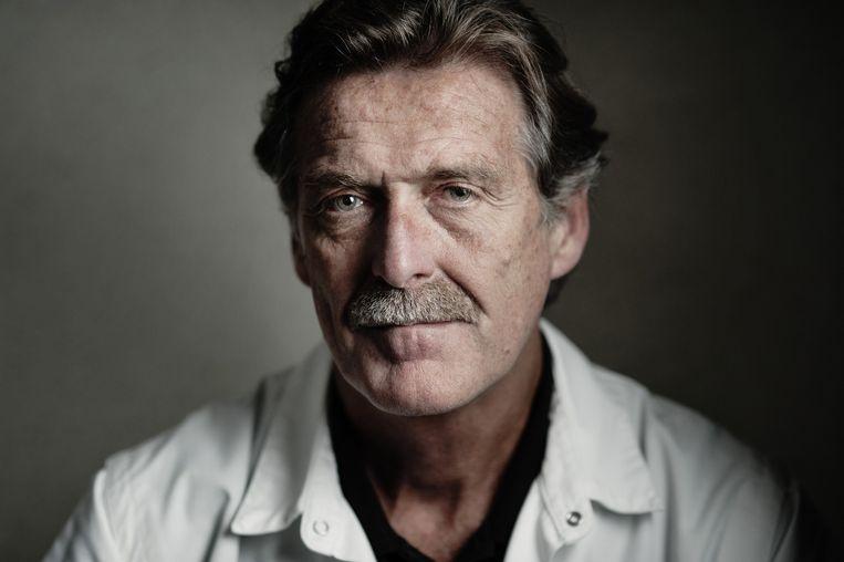 Wim Distelmans. Beeld Eric de Mildt
