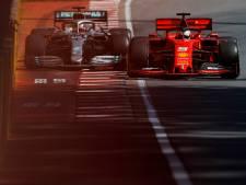 Discutabele tijdstraf Vettel geeft Hamilton de winst, Verstappen vijfde in Canada