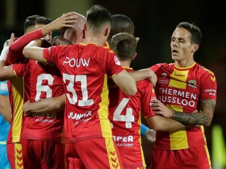 Bevrijdende zege Go Ahead Eagles op FC Volendam