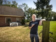 Henk Saaltink vraagt gemeente Berkelland om maatwerk: 'Veldschuur zou prima stek zijn voor tiny house'