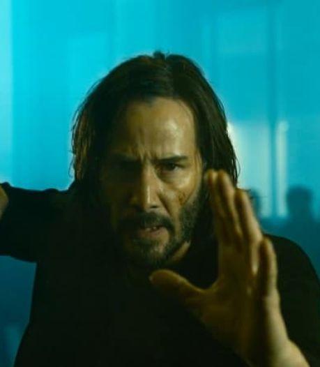 """Les premières images de """"The Matrix resurrections"""""""