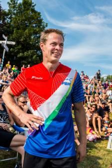 Getergde Jaco de Groot wil met vierde NK-titel zijn jaar redden: 'Spiermassa nodig om deze sport op hoog niveau te beoefenen'