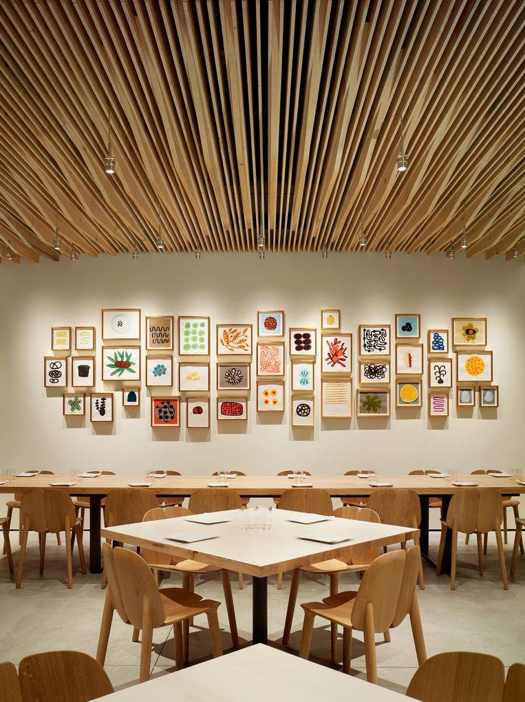 In Situ in het San Francisco Museum of Modern Art.  Beeld Matthew Millman