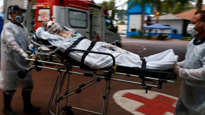 Ziekenhuizen in Brazilië staan op de rand van de afgrond