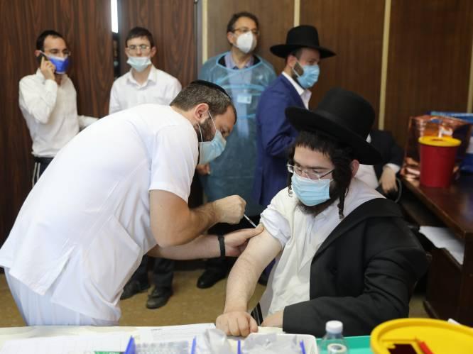Israël merkt meteen effect massale vaccinatie ouderen, nu nog de jongeren overtuigen