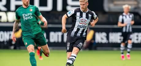 Mats Knoester terug van vakantie: Verdediger Heracles naar jeugd EK