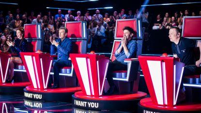 Kippenvel, jury overdonderd en een gewaagde auditie: dit was het beste uit 'The Voice'