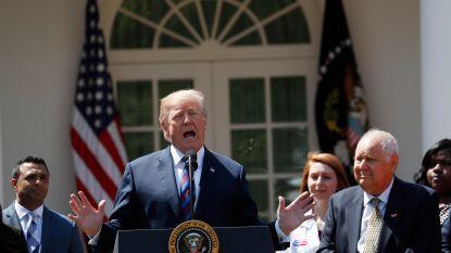 Trump zal milieunormen verder laten terugschroeven