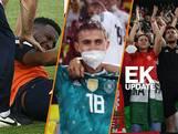 EK-update | Geen Duitsers op Wembley en UEFA onderzoekt discriminerende incidenten