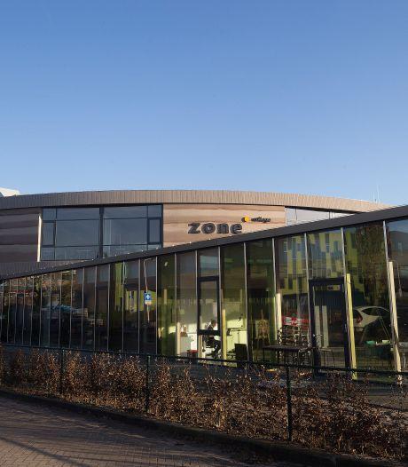 Digitaal de sfeer proeven op open dag Zone.college in Doetinchem