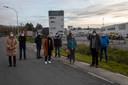 Buurtbewoners van Recticel en Omnichem verzamelden zich in het actiecomité Wetteren Windstil