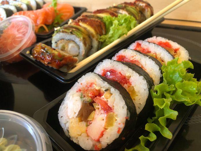 Hoshi Sushi opent nieuwe vestiging in centrum Lennik