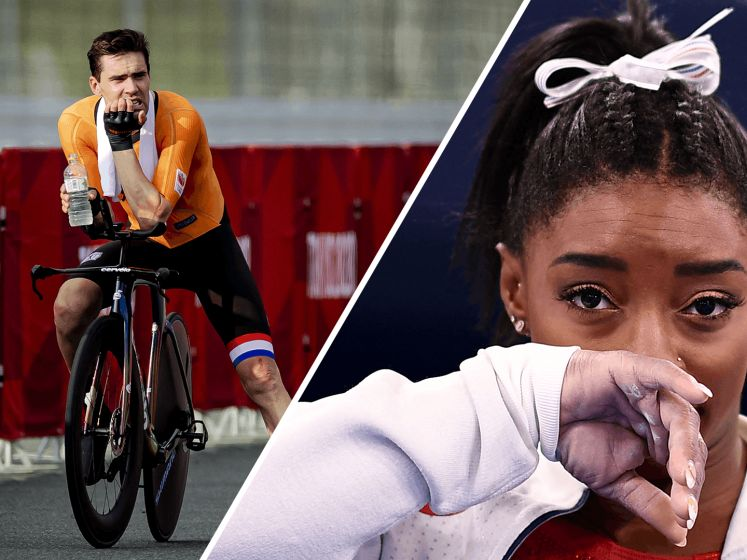 Topsporters trekken aan de bel over mentale druk