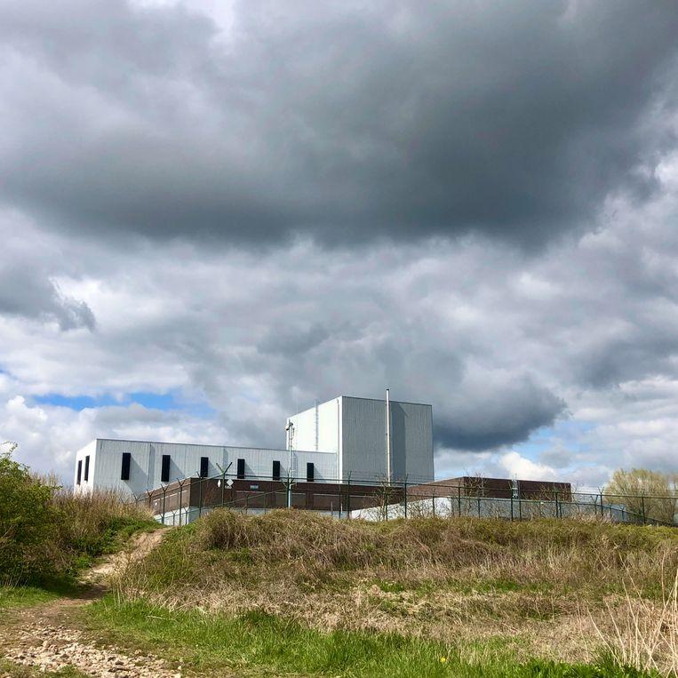 Kerncentrale Dodewaard. Beeld Toine Heijmans