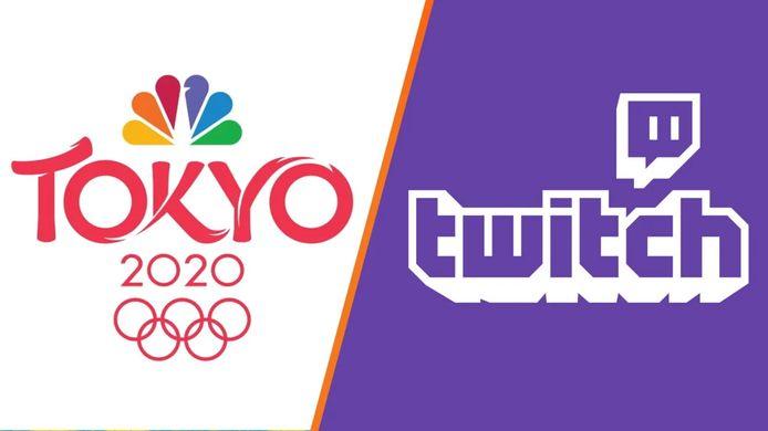 Livestreamplatform Twitch heeft op verzoek van het Internationaal Olympisch Comité meerdere streamers verbannen.