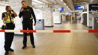 Verdachte steekpartij Amsterdam-Centraal is 19-jarige Afghaan, mogelijk terreurdaad