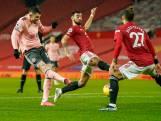 Manchester United laat zich verrassen door hekkensluiter
