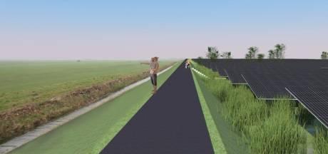 Aanleg zonnepark op voormalige vuilstort Mastwijk eind dit jaar van start