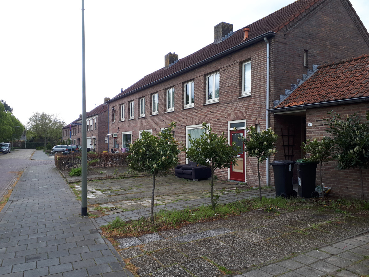 22 huishoudens aan de Willem Barendszstraat in Oss moeten zich voorbereiden op verhuizing.