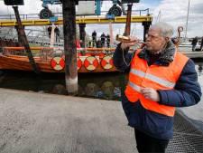 Voorzitter Vikingschip is geharrewar over ligplaats beu en stapt op: 'Beter voor mijn gezondheid'