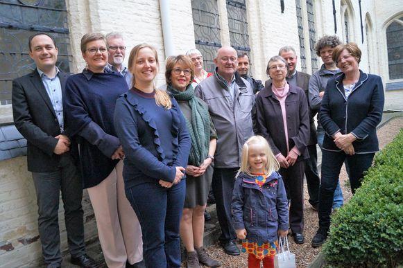 Familiekunde Vlaanderen, het VTI, de Roede van Tielt, Huis Tabor en het stadsbestuur slaan de handen in elkaar voor de negentiende editie van de Erfgoeddag.