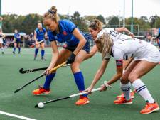 KNHB schrapt alle hockeycompetities: geen promotie vrouwen Push en Warande, handhaving mannen Oosterhout