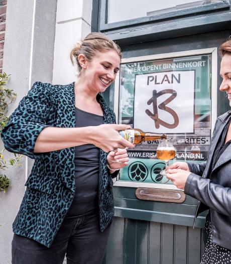 Nieuwe lunchroom in 's-Gravenzande in teken van bier: 'We merken dat het hier bruist'