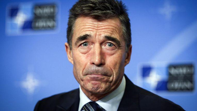 Anders Fogh Rasmussen in 2014