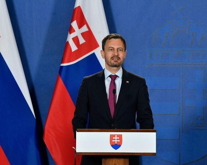 De regering van premier Eduard Heger hoopt de vaccinatiebereidheid in Slovakije te verhogen door ook in eigen land gebruik te maken van coronapassen.