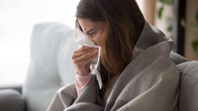 Haast nog geen griep in het land