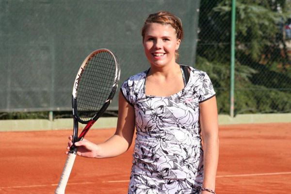 Oleksandra Oliynykova.
