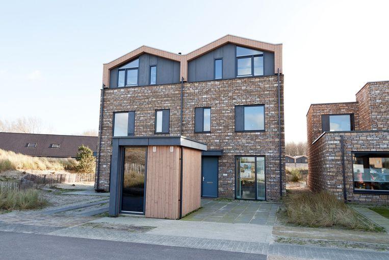 Een huis in nieuwbouwproject Duin in Almere kost minimaal 317.000 euro Beeld Het Parool