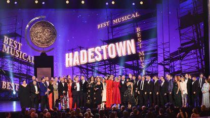 Musical 'Hadestown' grote winnaar bij Tony Awards, Ivo van Hove grijpt naast prijs